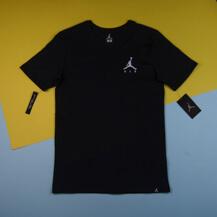 Мужская футболка Jordan Air Embroidered Tee, black
