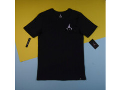 Мужская футболка Jordan Air Embroidered Tee, black