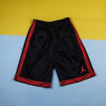 Шорты Air Jordan Shimmer Short, Black/Gym Red/Black