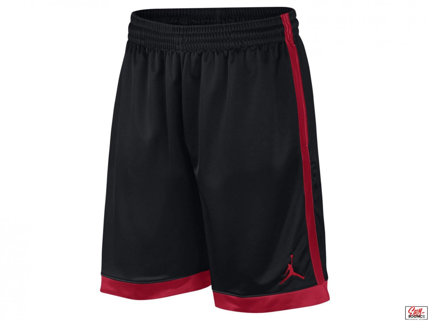 Шорты Air Jordan Shimmer Short, Black/Gym Red/Black