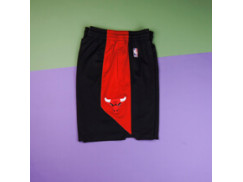 Шорты  Nike Dry NBA Practice Short Chicago Bulls, black/red
