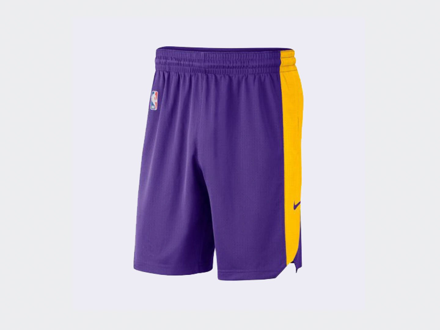 Шорты  Nike Dry NBA Practice Short Los Angeles Lakers