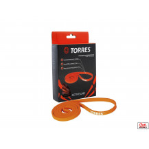 Эспандер латексная петля Torres, оранжевый