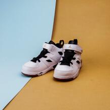 Детские кроссовки Air Jordan FLIGHT CLUB 91 / white