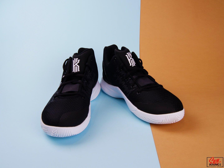 Мужские кроссовки Nike Kyrie Flytrap II, Black/Black-White