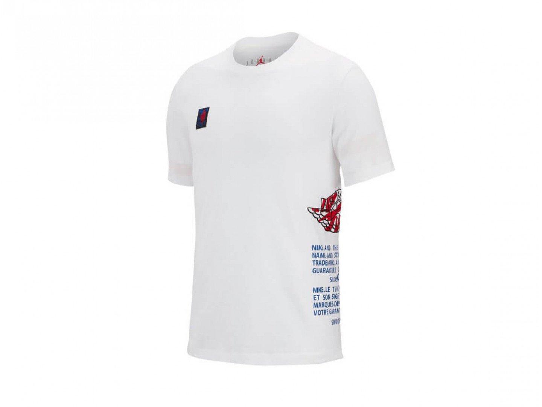 Футболка Air Jordan Jumpman Classic T-Shirt, white