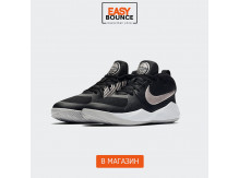 Кроссовки Nike Team Hustle D 9 GS / black