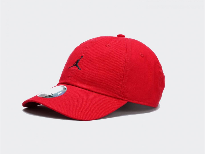 Кепка Jordan Heritage86 Jumpman Floppy Hat / red