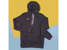 Толстовка Nike Hoodie Po Flc Club19, grey