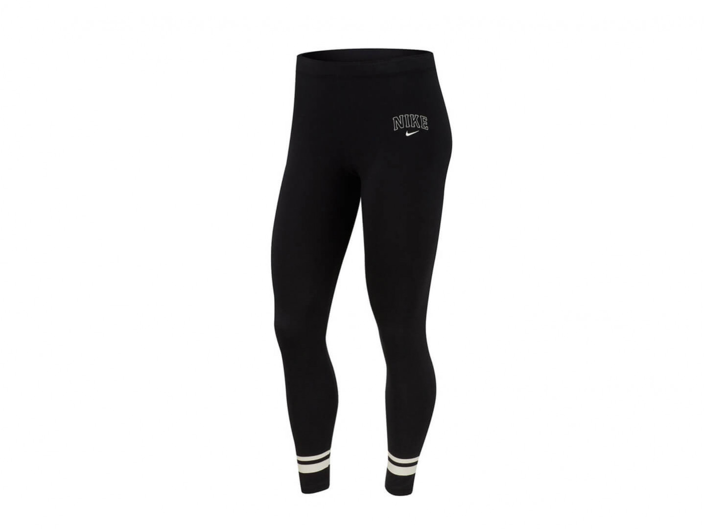 Женские леггинсы Nike Nsw Leggings Varsity / black