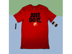 Футболка Nike Just Do It T-Shirt  / red
