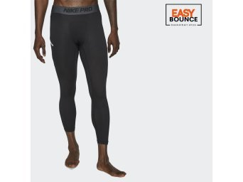 Компрессионное белье Nike Pro 3/4 basketball Tights / black