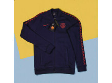 Толстовка Nike FC Barcelona Fleece Track Jacket
