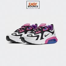 Кроссовки Nike Air Max 200 / white, hyper pink
