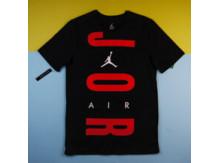 Футболка Air Jordan Wordmark T-Shirt, black