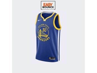 Джерси Nike Stephen Curry Warriors Icon Edition