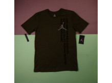 Футболка Air Jordan JSW Great S/S Tee / olive