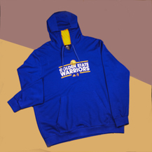 Толстовка Adidas Basic Pullover Golden State Warriors