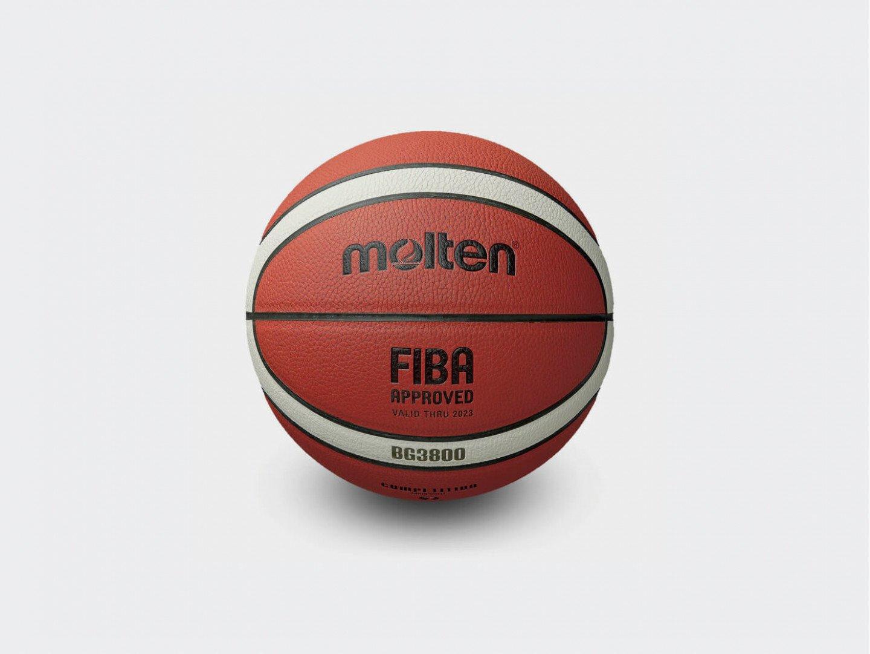 Мяч Molten BG3800 FIBA Appr