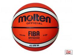 Баскетбольный мяч Molten BGR6-OI