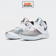 Кроссовки Nike Kyrie Flytrap III / white, black, blue fury, opti yellow