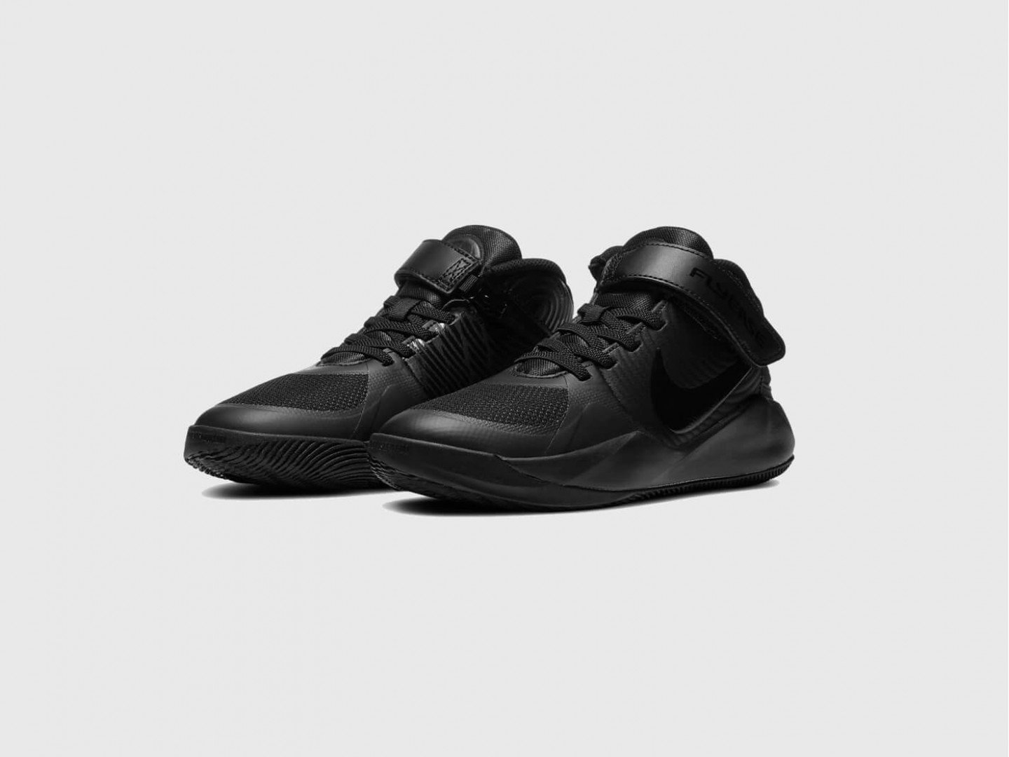 Кроссовки Nike Team Hustle D 9 FlyEase / black