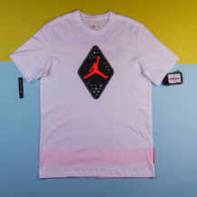 Футболка Air Jordan Retro 6 T-Shirt, white