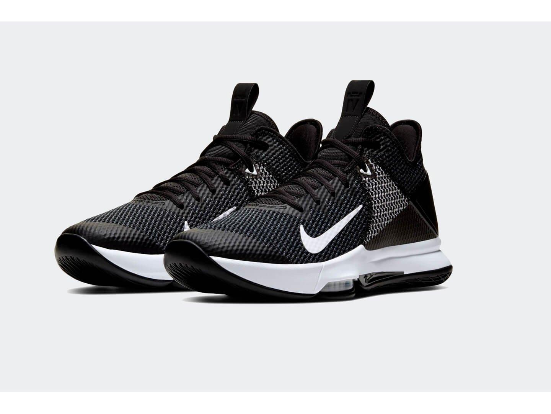 Кроссовки Nike Lebron Witness IV / black, white