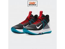 Кроссовки Nike Lebron Witness IV / black, white, glass blue