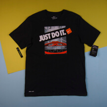 Футболка Nike Just Do It Rim Tee