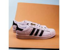 Мужские кеды Adidas Originals Superstar / white, black