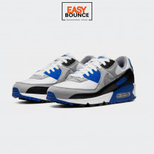 Кроссовки Nike Air Max 90 / smoke grey, black, blue