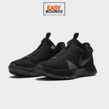 Кроссовки Nike PG 4 / black, mtlc dark grey