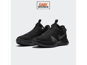 Кроссовки Nike PG 4 / black, mtlc dark grey