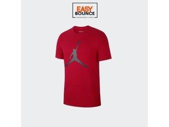Футболка Air Jordan Jumpman Short Sleeve Crew / red