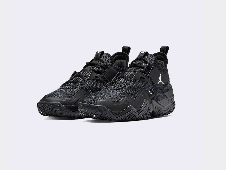 Кроссовки Air Jordan Westbrook One Take / black