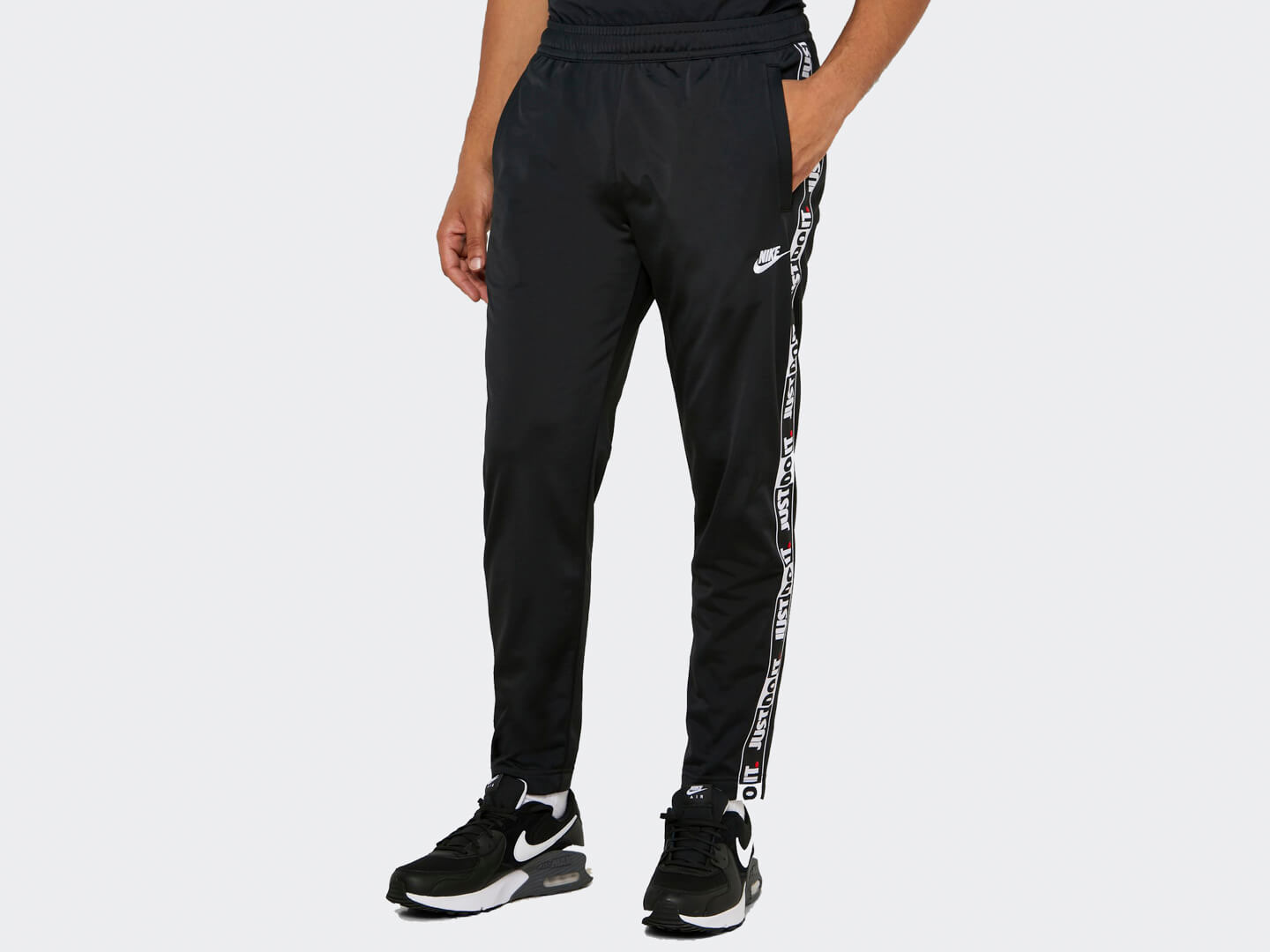 Мужские брюки Nike Nsw JDI Pant Pk Tape / black