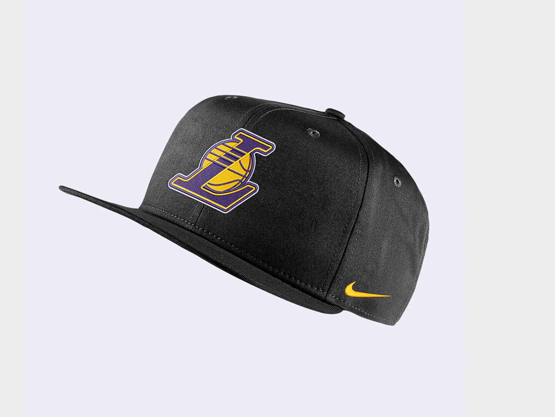 Кепка Nike Pro NBA Los Angeles Lakers
