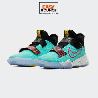 Кроссовки Nike Zoom Flight / aurora green, laser crimson, black