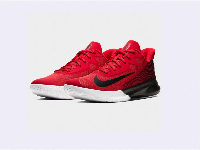 Кроссовки Nike Precision 4 / university red