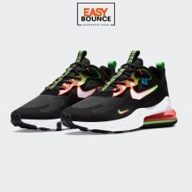 Кроссовки Nike Air Max 270 React Worldwide / black, white