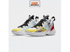 Кроссовки Jordan Why Not Zer0.3 Se / white, university red, black