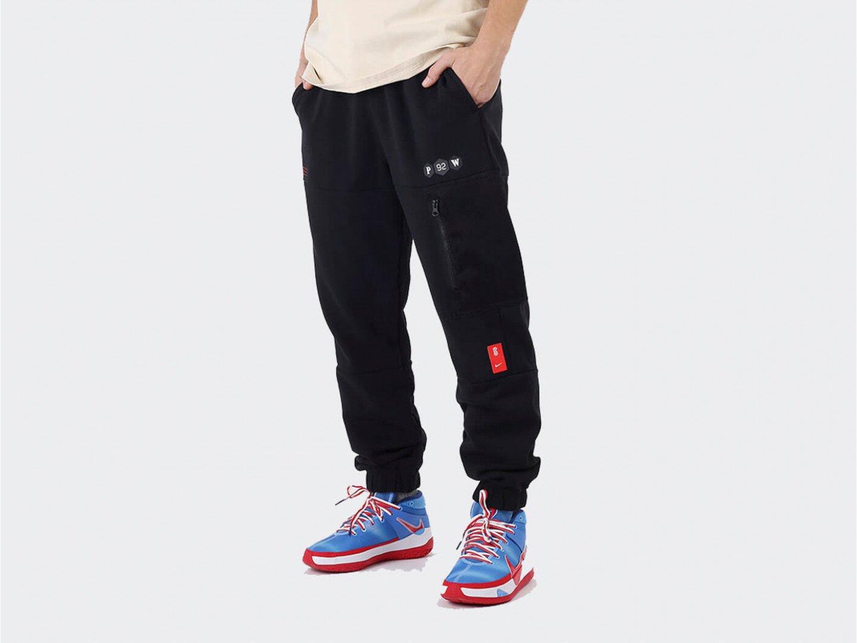 Брюки Nike Kyrie Fleece Pant / black
