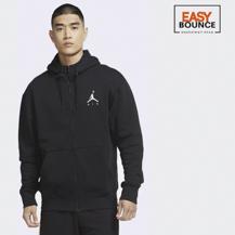Толстовка Air Jordan Jumpman Air Fleece Full-Zip Hoodie / black