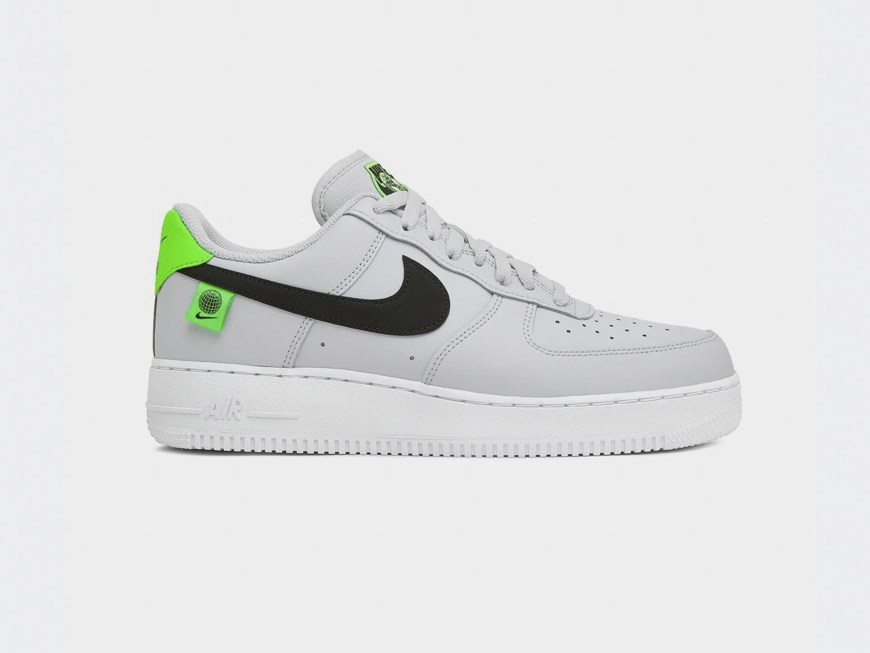 Кроссовки Nike Air Force 1 Low Worldwide / pure platinum