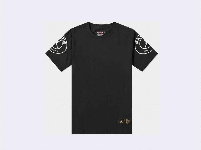 Футболка Air Jordan Paris Saint-Germain Logo T-Shirt / black