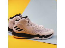 Мужские кроссовки Adidas D rose Dominate III, White/Core Black