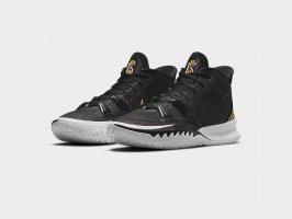 Кроссовки Nike Kyrie 7 / black, arctic punch, opti yellow, CQ9326-005