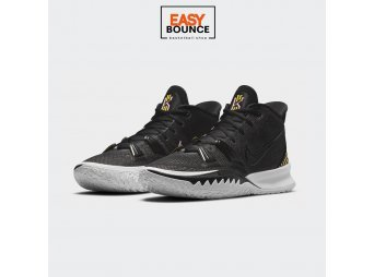 Кроссовки Nike Kyrie 7 / black, arctic punch, opti yellow