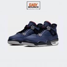 Кроссовки Jordan 4 Retro Winterized / royal blue